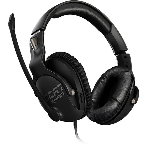 ROCCAT Khan Pro Gaming Headset (Black)