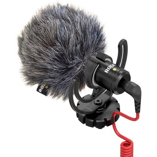Rode VideoMicro Directional cardioid condenser microphone
