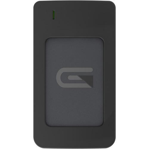Glyph TechnologiesAtom RAID 2TB USB 3.1 Type-C External SSD (2 x 1TB, Gray)