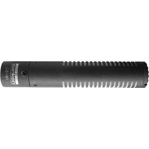 Sanken CS-M1 Supercardioid Short Shotgun Microphone