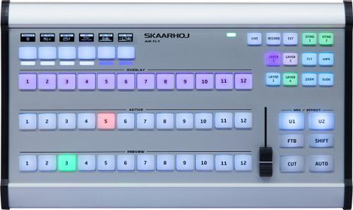SKAARHOJ Air Fly Limited Edition with vMix Keypad