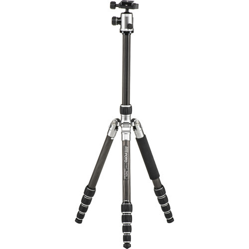MeFOTO RoadTrip Carbon Fiber Travel Tripod Kit (Titanium)