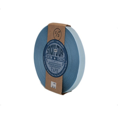 "Joe's Sticky Stuff 1/2"" x 65' Pressure-Sensitive Adhesive Tape"