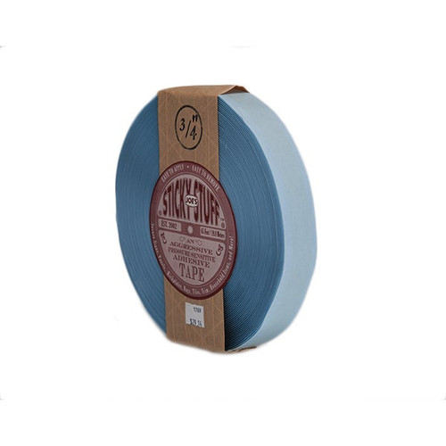 "Joe's Sticky Stuff 3/4"" x 65' Pressure-Sensitive Adhesive Tape"