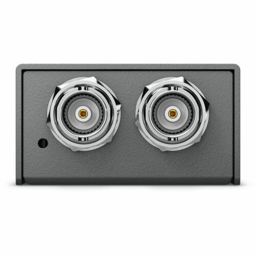 Blackmagic Design Micro Converter HDMI to SDI with Rizer Portable Hard Drive Protective Case