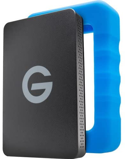 G-Technology 2 TB 0G10199 G-Drive with Rizer Portable Hard Drive Protective Case