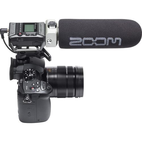 Zoom Field Recorder Shotgun Package