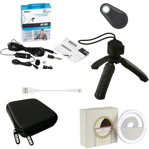 Mobile Streaming Influencer's Kit