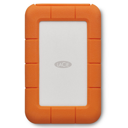 LaCie 5TB Rugged Mobile Hard Drive (Thunderbolt & USB 3.0 Type-C)