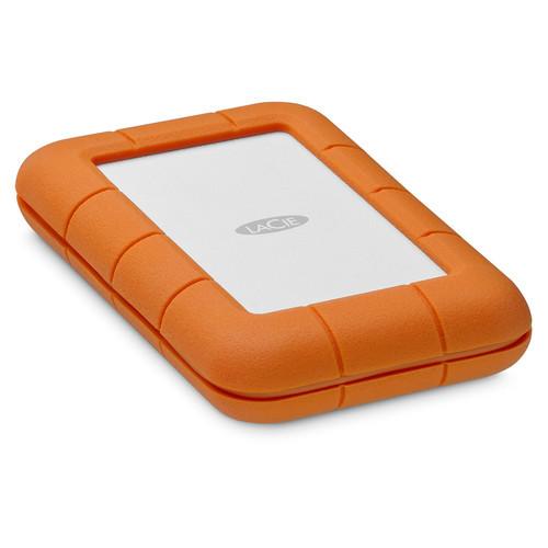 LaCie5TB Rugged Mobile Hard Drive (Thunderbolt & USB 3.0 Type-C)