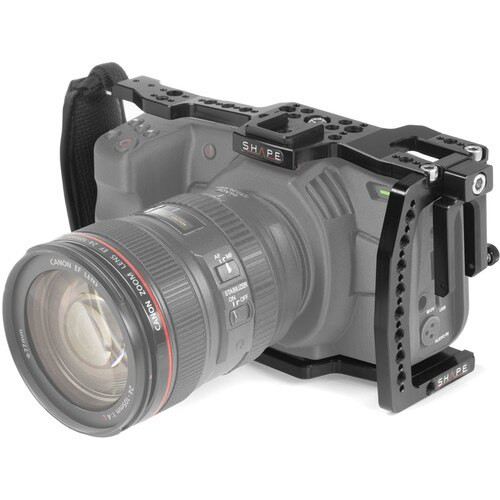 Shape Cage for Blackmagic Cinema Camera 4K
