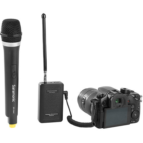 Saramonic SR-HM4C VHF Handheld Wireless Microphone