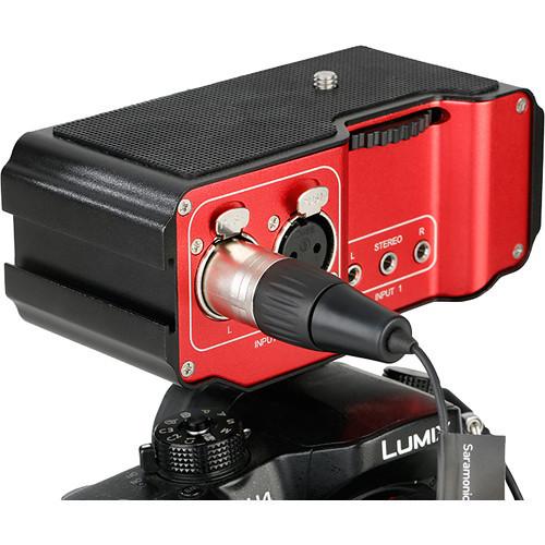 Saramonic XLAVMIC-C XLR Phantom Power Lav Microphone