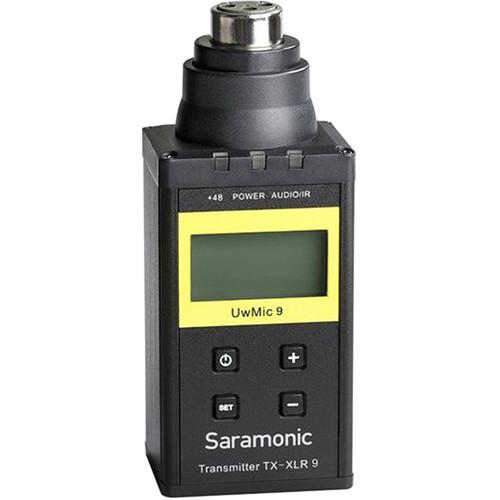 Saramonic UwMic9TXXLR9 XLR Transmitter
