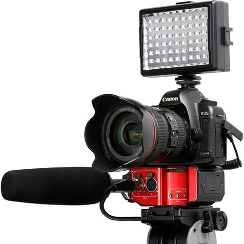 Saramonic SR-PAX2 Audio Adapter with Dual XLR Inputs