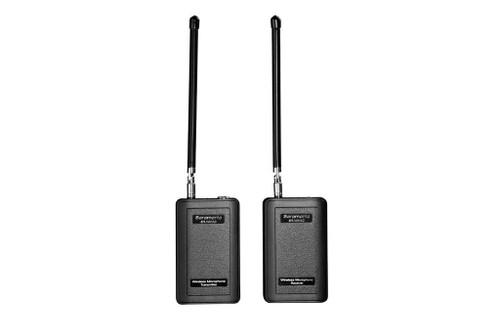 Saramonic DSLR VHF Wireless Lavalier Microphone System Kit