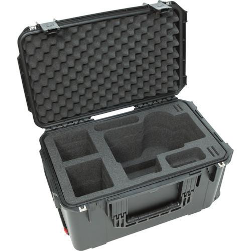 SKB iSeries Waterproof Case with Wheels for Blackmagic URSA Mini