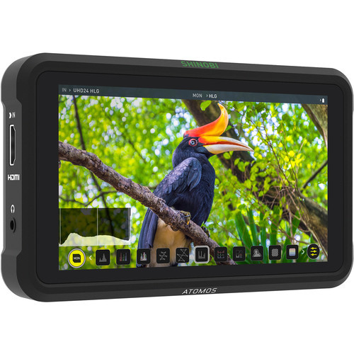 "Atomos Shinobi 5.2"" 4K HDMI Monitor"