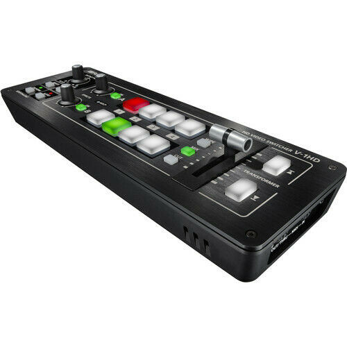 Roland V-1HD HD Video Switcher with Two FREE HDMI Cables