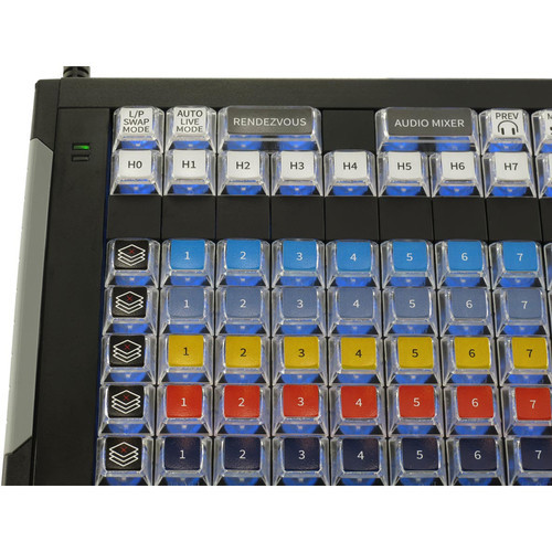 X-keys Wirecast Control Surface for Wirecast 9