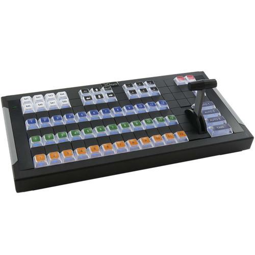 X-keys XKE-124 T-Bar Video Switcher Kit