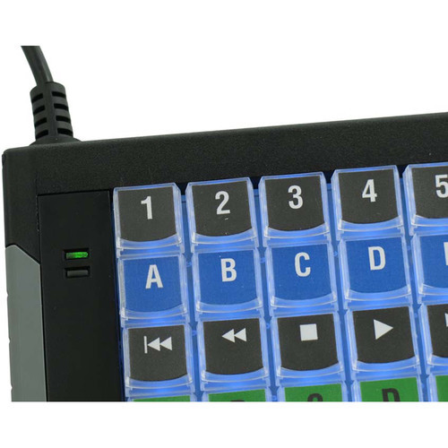 X-keys 4 Dedicated Keys Optimized For Controlling A KVM