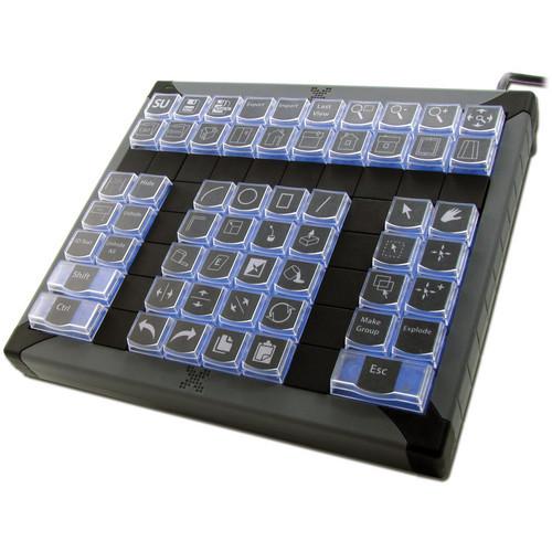 X-Keys XK-60 USB Programmable Keyboard