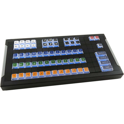X-keys XKE-128 Video Switcher Kit