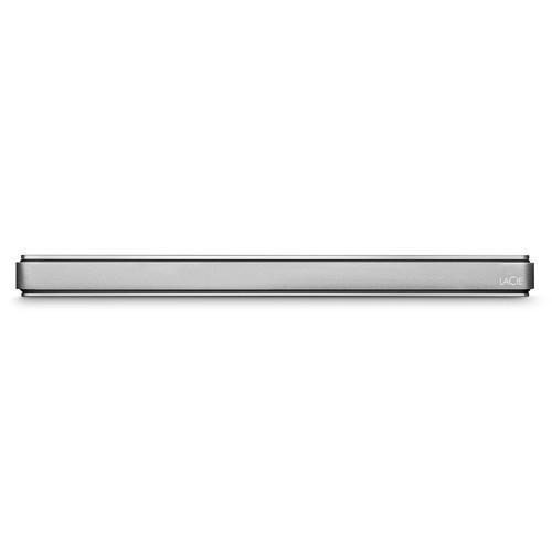 LaCie 4TB Porsche Design USB 3.0 Type-C Mobile Drive (Silver)