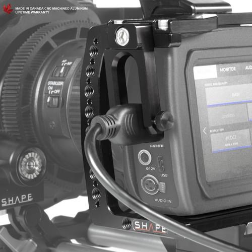 SHAPE Blackmagic Pocket Cinema 4K Shoulder Mount Kit