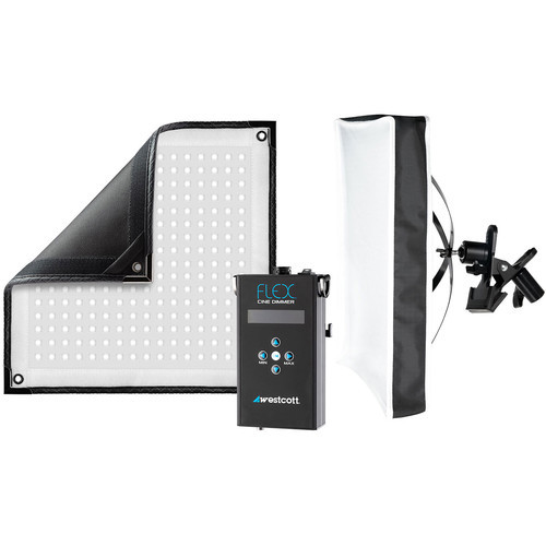 Westcott Flex Cine Daylight LED X-Bracket Kit (1 x 1')