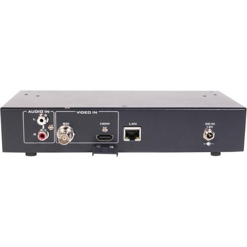 DataVideo H.264 Streaming Encoder & Recorder