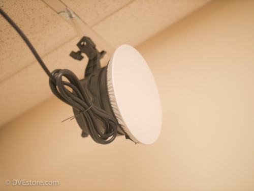 Ceiling mounted LED light