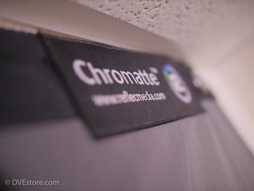Reflecmedia Chromatte drape