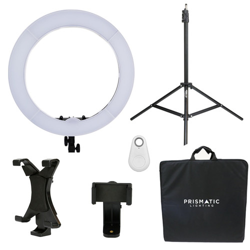 Prismatic Halo LED Photobooth Kit