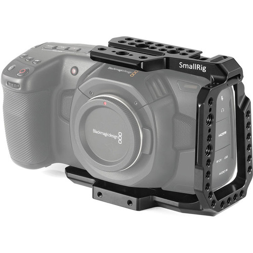 SmallRig Half Cage for Blackmagic Design Camera 4K