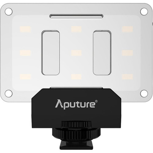 Aputure Amaran AL-M9 Daylight-Balanced with (2) Rizer LED Mobile Lighting Kit