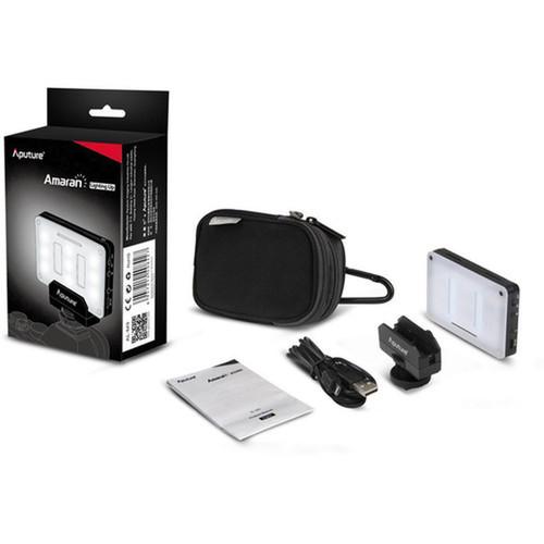 Aputure Amaran AL-M9 Daylight-Balanced with (2) Rizer LED Mobile Lighting Kit