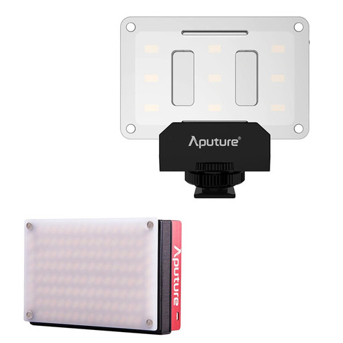Aputure Amaran LED on camera mobile light