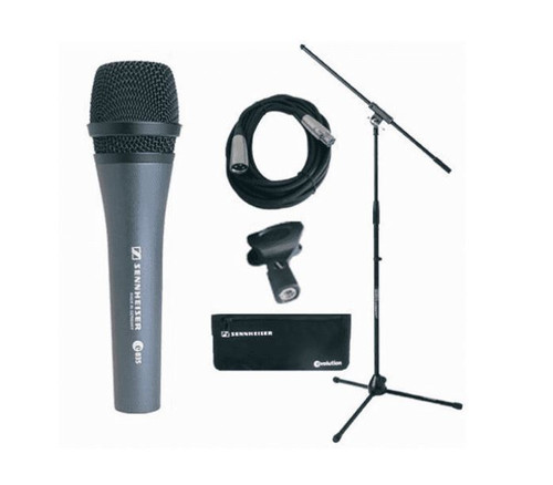 Sennheiser - e835 Vocal Microphone Package
