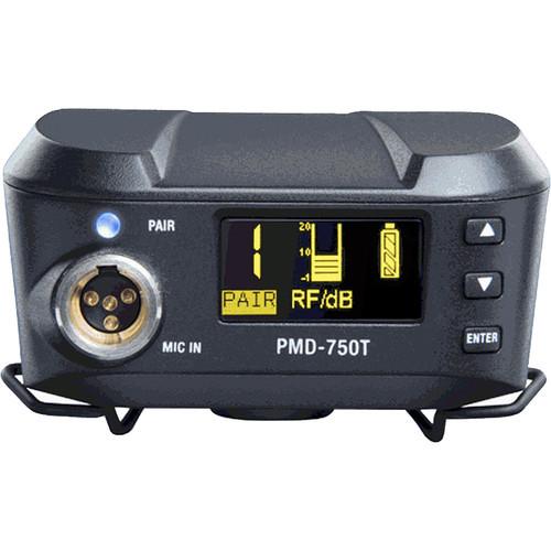 Marantz Professional PMD-750T Beltpack Transmitter