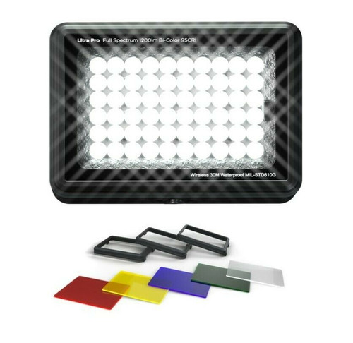 Litra LitraPro Bi-Color On-Camera Light with Filter Set