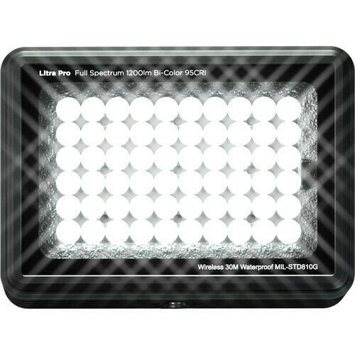 Litra LP1200 LitraPro BiColor On-Camera Light and Filter Set