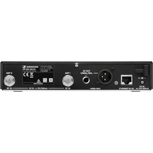Sennheiser EW 500 G4-965 Wireless Handheld Microphone System