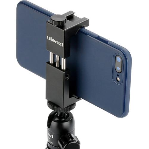 Ulanzi ST-02S Smartphone Tripod Mount (Black)