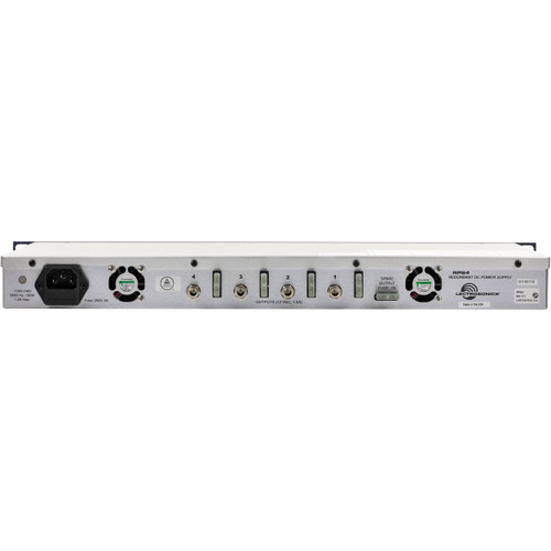 Lectrosonics RPS4 Redundant DC Power Supply