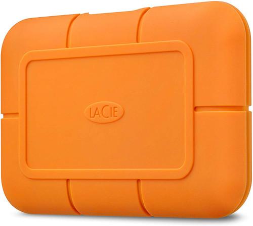 LaCie STHR500800 500GB Rugged SSD