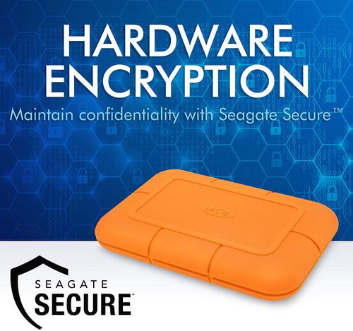 LaCie 2TB Rugged SSD
