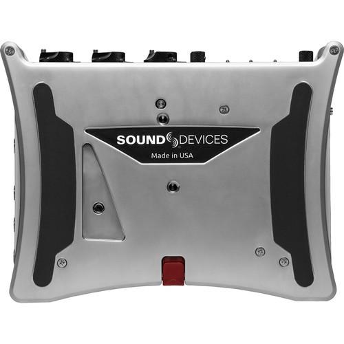 Sound Devices 833 Portable Compact Mixer-Recorder
