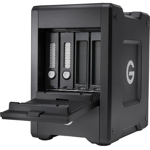 G-Technology G-SPEED Shuttle with Thunderbolt 3